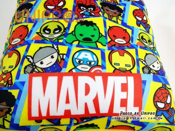 【UNIPRO】復仇者聯盟Marvel 四方枕 方枕 靠枕 午安枕 鋼鐵人 索爾 美國隊長 黑寡婦 全員大集合抱枕 正版