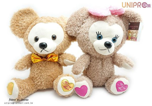 【UNIPRO】杜菲熊 達菲熊 Duffy Shellie May 雪莉玫 6吋 絨毛玩偶 娃娃 禮物
