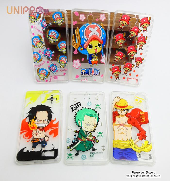 【UNIPRO】鴻海 Infocus M210 航海王 One Piece 手機殼 保護套 海賊王 喬巴 魯夫 索隆