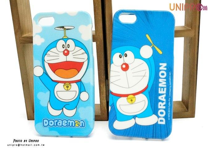 UNIPRO iPhone 5 5S SE 哆拉A夢 小叮噹 Doraemon 手機殼  軟殼 保護套
