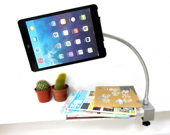 UNIPRO【A040】多功能懶人平板支架 iPad 2 3 4 5 mini N8000 P3100 N5100 Ausu Acer ThinkPad ViewSonic