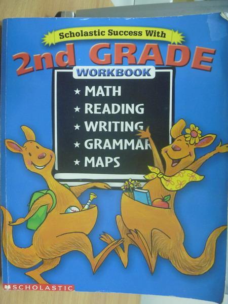 【書寶二手書T4/語言學習_ZJT】Scholastic Success with 2nd Grade