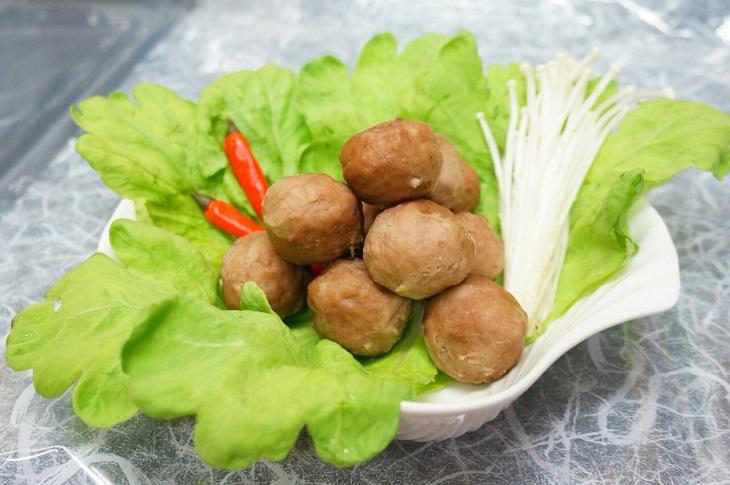 【牛布耕】牛肉丸 (5顆 / 包)