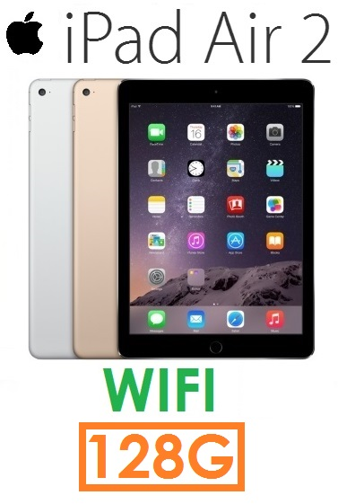 【原廠現貨】蘋果 Apple iPad Air2 128G(WIFI 版)Air 2 平板(送皮套)