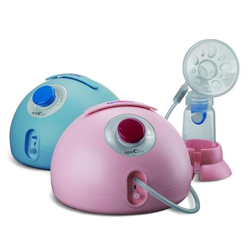 『121婦嬰用品館』貝瑞克 第8代 雙邊吸乳器 - 藍