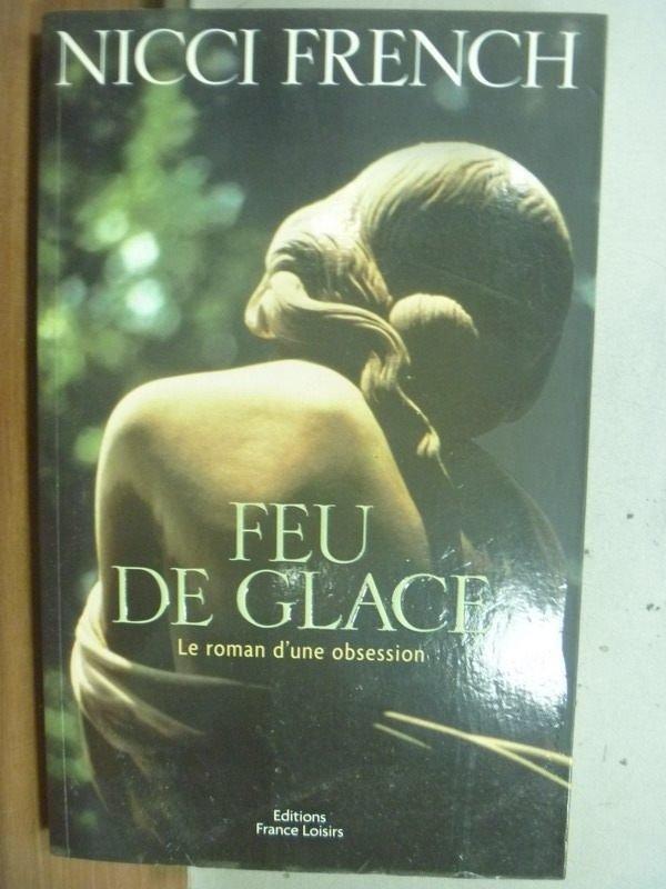 【書寶二手書T5/原文小說_HHB】FEU DE GLACE_Nicci FRENCH