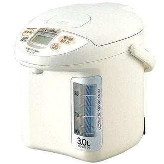 ZOJIRUSHI 象印 日本原裝 3 L 微電腦 電動給水 熱水瓶 CD-LGF30