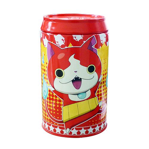 【卡通夢工場】妖怪手錶圓柱存錢筒(紅) LH6790