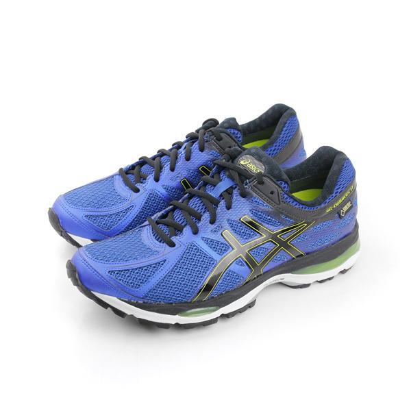 ASICS 亞瑟士 GEL-CUMULUS 17 G-TX 跑鞋 藍 男款 no262
