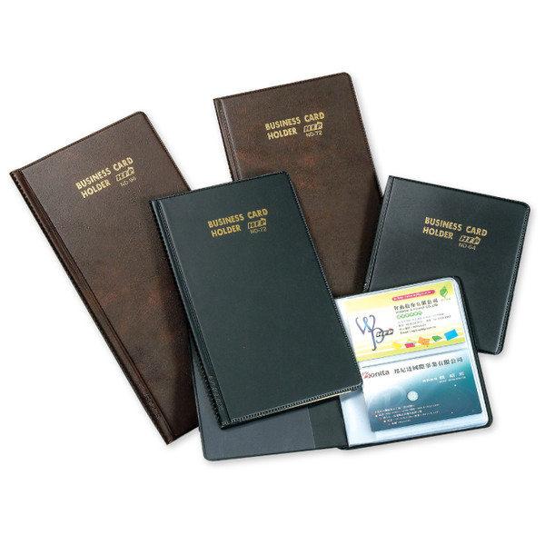HFPWP 64名名片簿 台灣製 3折 ND64 / 本