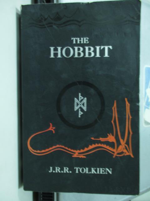 【書寶二手書T1/一般小說_OTE】Hobbit (魔戒前傳_哈比人)_Tolkien