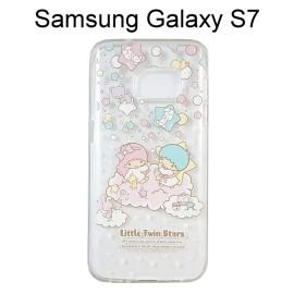 雙子星透明軟殼 [TS2] Samsung G930FD Galaxy S7【三麗鷗正版授權】