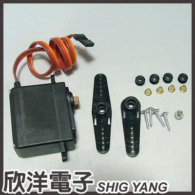 ※ 欣洋電子 ※ MG-995 伺服馬達 (MOMG995) /實驗室、學生模組、電子材料、電子工程、適用Arduino