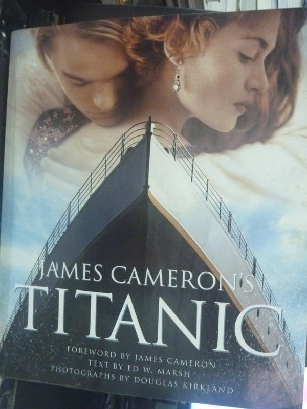 【書寶二手書T8/影視_ZHY】James Cameron's Titanic_Kirkland, Douglas