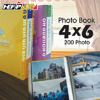 HFPWP 插圖系列 4X6相簿 200張(附外殼) DNFIG photobook4x6 / 本