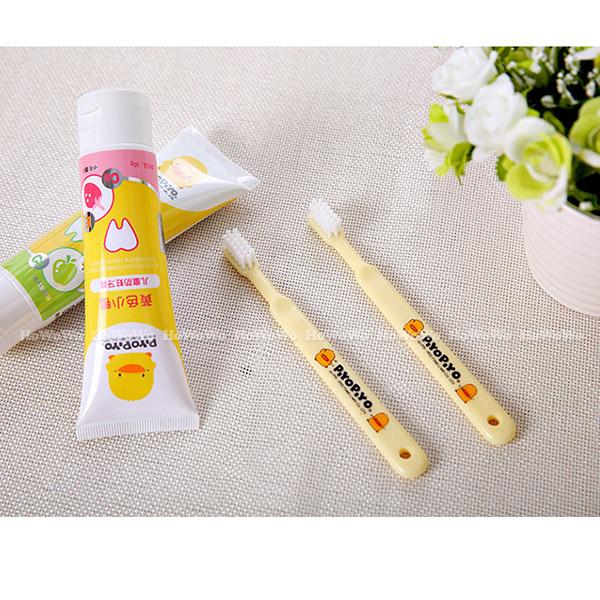 黃色小鴨 PiyoPiyo牙刷(18~36個月適用)83098