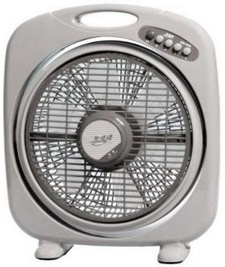 ✈皇宮電器✿友情牌 10吋手提方型冷風箱扇 KB-1085