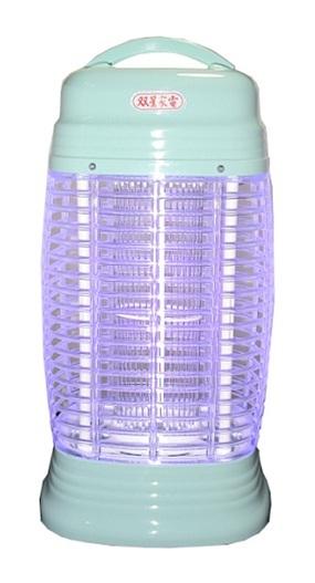 ✈皇宮電器✿【雙星牌】15w電子捕蚊燈TS-151