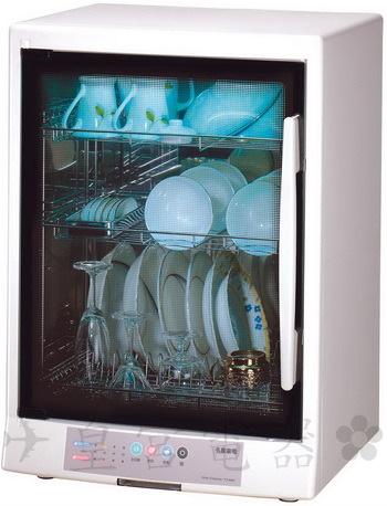 免運 ✈皇宮電器✿名象 紫外線殺菌 三層 烘碗機 TT-889