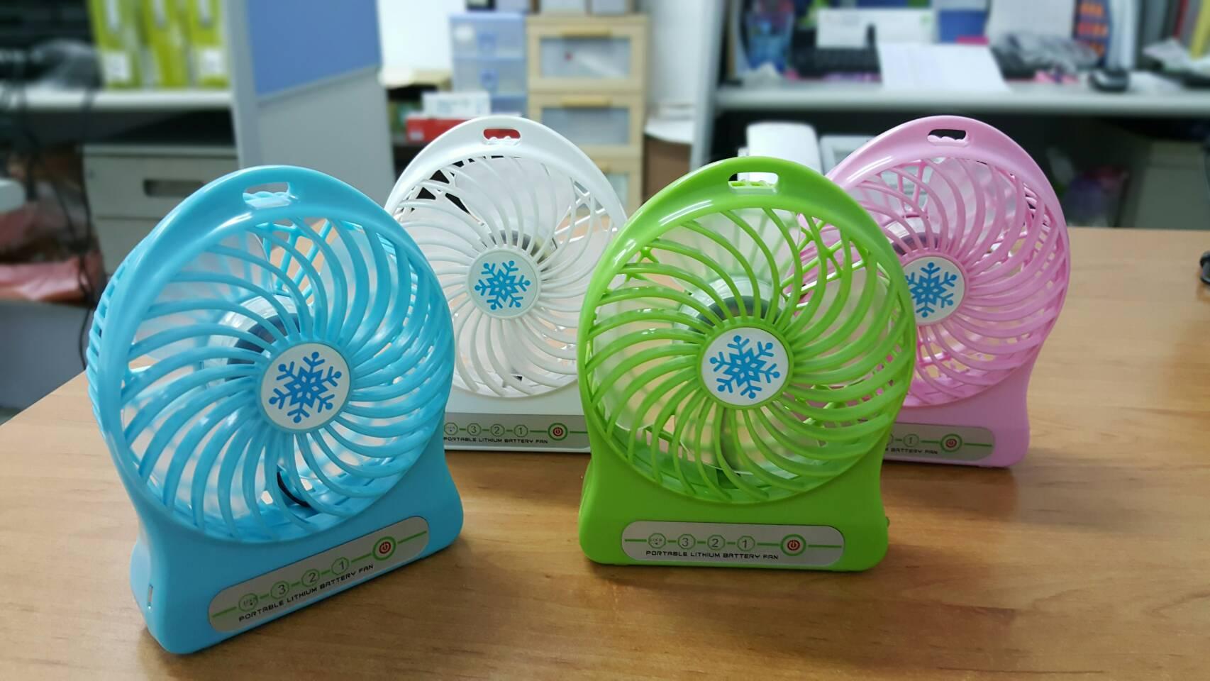 【SunEasy生活館】超強力三段式充電變速節能省電USB小風扇