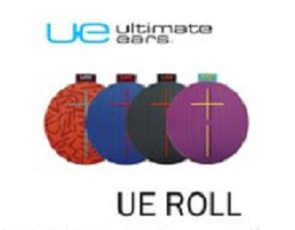 羅技Logitech UE Ultimate Ears ROLL ★可攜式防水藍芽喇叭★  極致防水 優異音效 20 公尺無線範圍