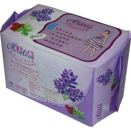 美麗人生複方植物精華 健康護墊18cm 30片/包【DR236】◆德瑞健康家◆