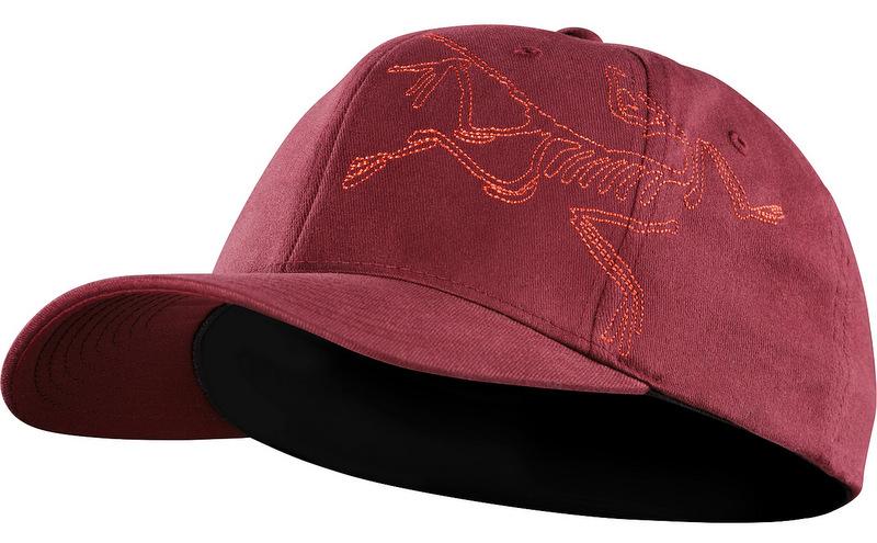 Arcteryx 始祖鳥 棒球帽/鴨舌帽 Bird Stitch Cap 14811 阿拉蒙褐