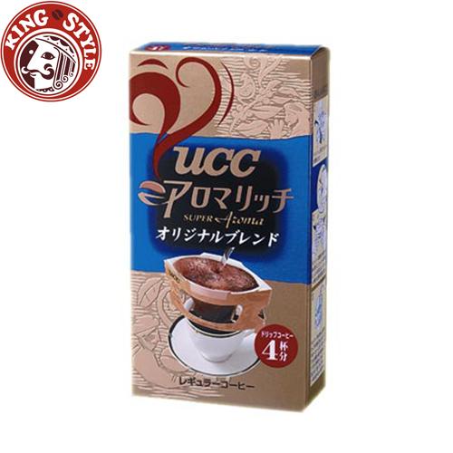 金時代書香咖啡【UCC】原味綜合便利沖咖啡(4入)