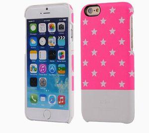 蘋果 iPhone 6 plus 5.5吋 保護殼 kajsa凱莎夜光星星單蓋系列背殼 Apple iphone6 plus夜光保護套【預購】