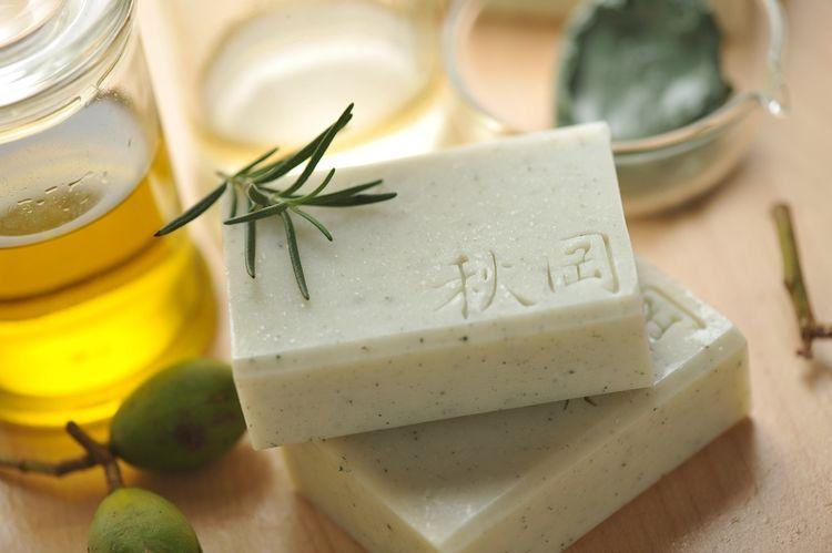 【康健天地】秋岡。海藻海泥皂