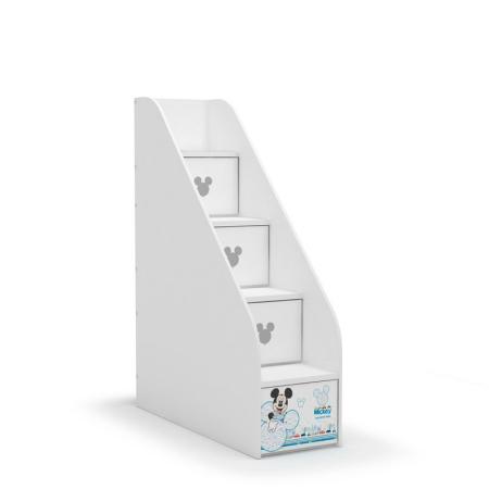 [首雅傢俬] 米奇 車世界 梯櫃 樓梯櫃 置物櫃 上下舖 專用 收納櫃