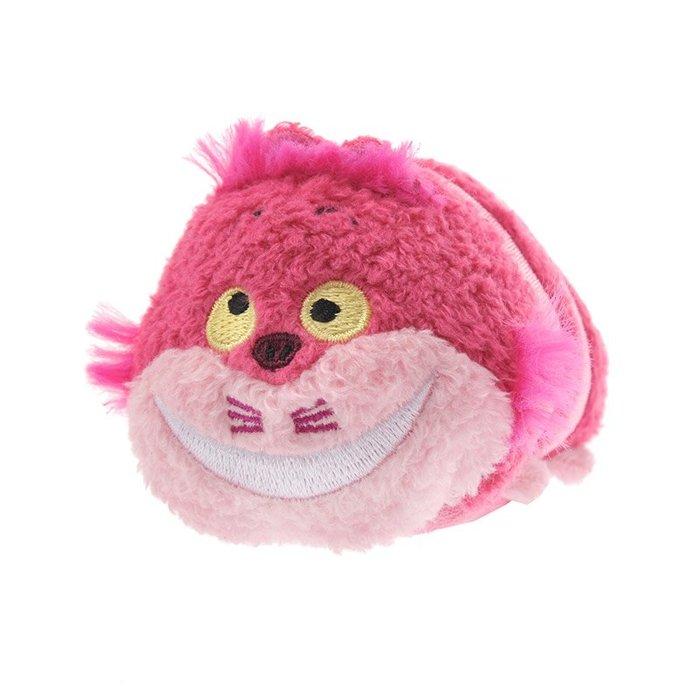 【真愛日本】16091300033  專賣店限定DN茲姆娃S-妙妙貓嘻笑    迪士尼 愛麗絲夢遊仙境  疊疊樂  手玉娃娃