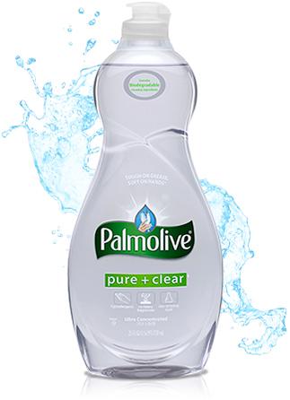 美國進口 Palmolive 頂級濃縮洗碗精10oz