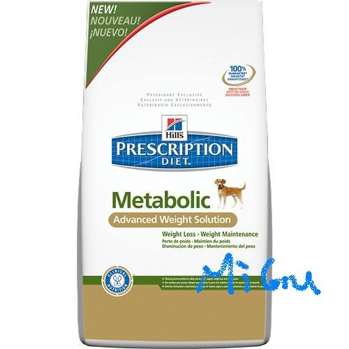 *Mi Gu*希爾思Hill's《犬用Metabolic》6 lb代謝處方食品