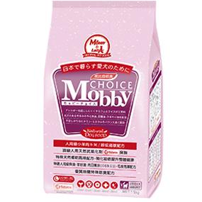 *Mi Gu*莫比Mobby《羊肉+米》15kg大型幼 / 母犬專用配方 - 莫比寵物自然食