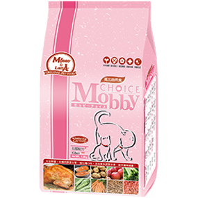 *Mi Gu*莫比Mobby《幼 / 母貓》1.5kg專用配方 - 莫比寵物自然食