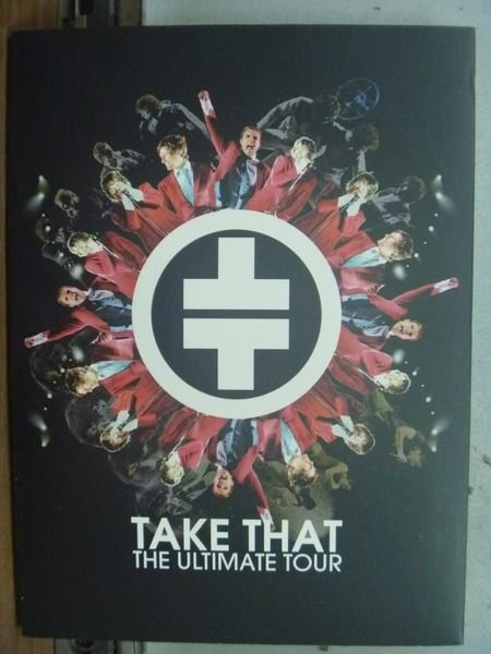 【書寶二手書T7/藝術_HMN】Take That_The Ultimate Tour