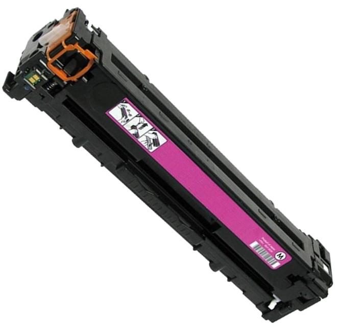 【非印不可】HP CE323A 紅色 (單支) 相容環保碳匣 適用CP1525nw/CM1415fn/CM1415fnw