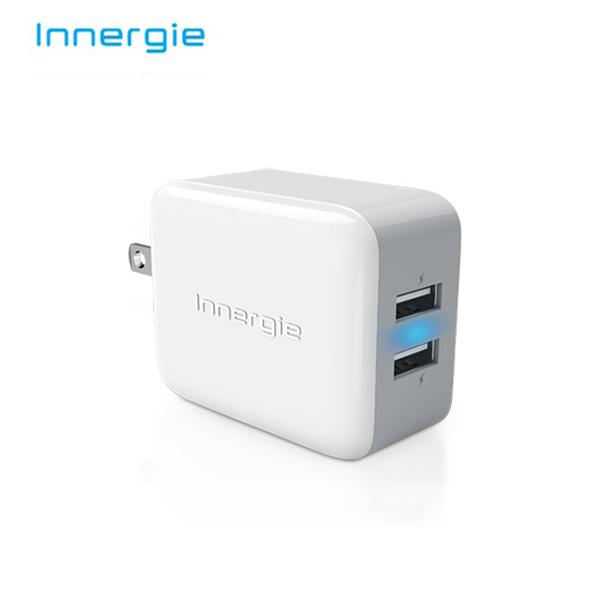 Innergie PowerJoy Pro 24 24瓦雙USB極速充電器 【葳豐數位商城】