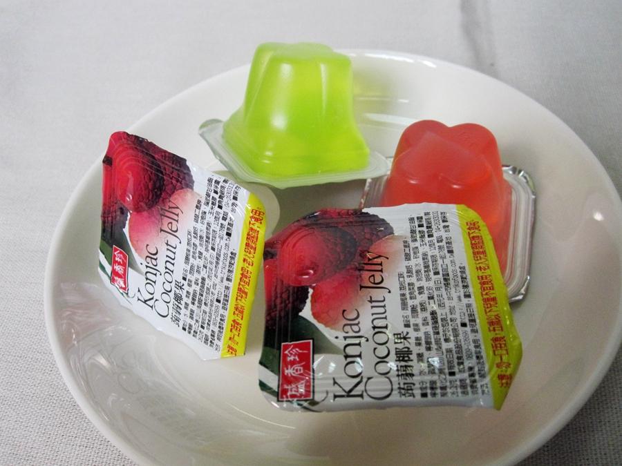盛香珍 蒟蒻椰果果凍 (綜合口味) 300g(半斤)【合迷雅好物商城】