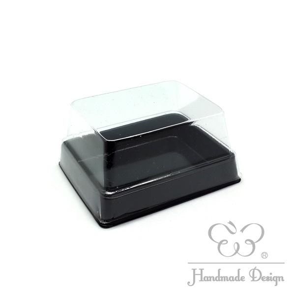 方形透明盒-小