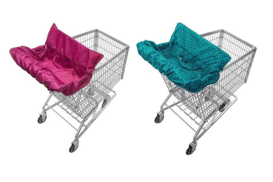 《★ 美國Infantino 》二合一外出折疊推車墊 / 餐椅墊 預購 美國代購 溫媽媽