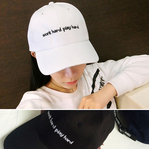 棒球帽/鴨舌帽 字母 運動 可調節 遮陽帽 棒球帽【QI8525】 BOBI  09/01