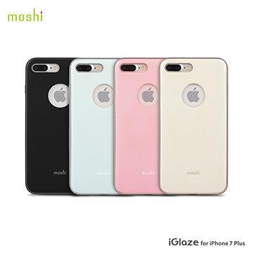 Moshi iGlaze Clear for iPhone 7 Plus 5.5吋 超薄時尚保護背殼