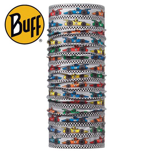 Buff Coolmax -PILOTS 兒童頭巾, BF108545 ;防曬透氣頭巾;Coolmax; 蝴蝶魚親子戶外用品館