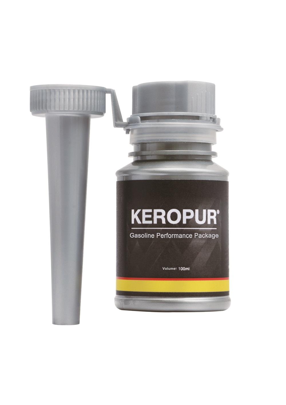 德國 BASF巴斯夫 KEROPUR快樂跑 汽油添加劑