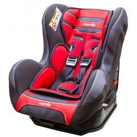 『121婦嬰用品館』納尼亞 安全汽座0-4歲 - 旗艦款 - 紅色 FB00385