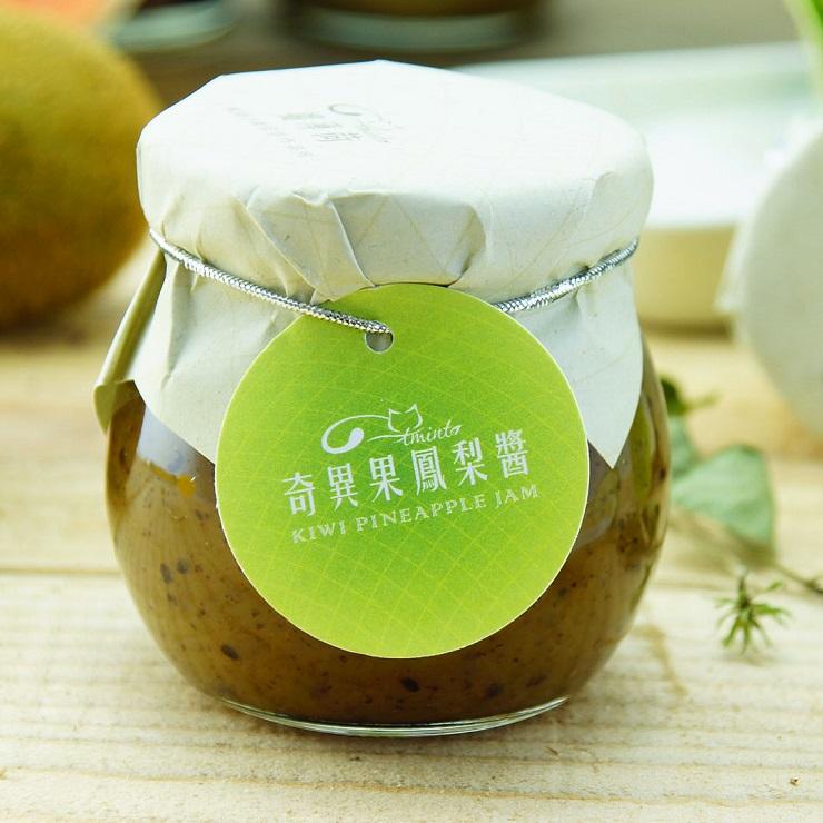 【貓薄荷手作工坊】奇異果鳳梨醬 (120g)