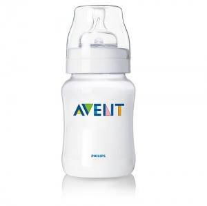 英國【PHILIPS AVENT】PES防脹氣奶瓶260ml