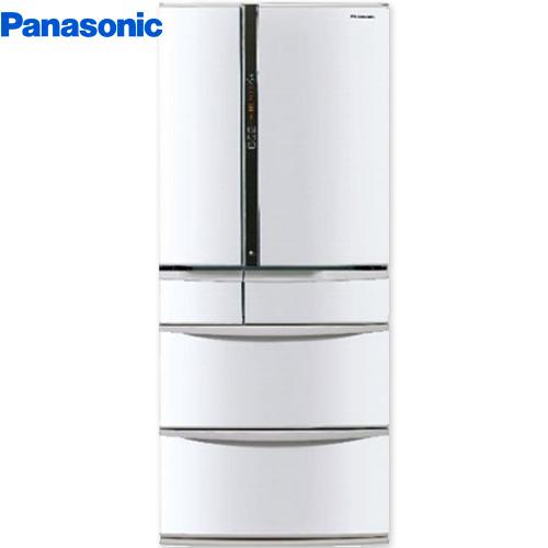 Panasonic 國際 NR-F502VT-W1 日本製冰箱 501L  晶鑽白 無邊框